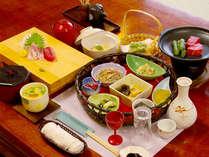 【夕食付】日替わり定食♪ホッとする家庭的な味★