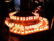 【9/22~23限定】万燈会~宝山寺を包む600の灯篭と1万個のロウソク~<素泊まり>