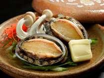 あわびの宝楽蒸し(2個入り),岐阜県,湯快リゾート 恵那峡温泉 恵那峡国際ホテル