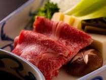 特選和牛味しゃぶ・春野菜・とろける豆腐