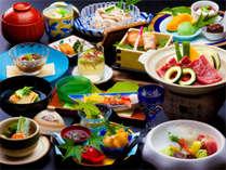 ■夕食 ~1階級上の特選懐石≪竹≫/15品~