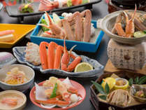 大満足の蟹8品!王道からオリジナルの蟹料理を味わい尽くす♪