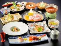◆季節の食材をお楽しみいただける会席料理≪那谷≫~秋冬~