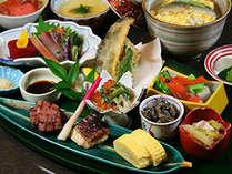 【60歳以上のシニア世代限定!~量は控えめ・美味しいものを少しずつ~】品数豊富な「和食御膳」(2食付)