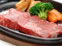 牛ステーキ例