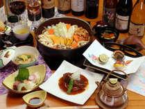 【50歳以上】ワンランクアップの贅沢♪古希・喜寿のお祝いにも★千年湯と甲州ワインを愉しむプラン