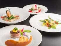 鎌倉ベーシックスタンダードプラン 夕食グレードアップ(夕朝食付き) 洋食