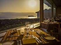 !△ル・トリアノン 相模湾を一望でき、落ち着いて食事が楽しめます♪