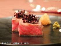 !お箸で食べるフレンチ会席を楽しむことができる【葉山膳】ディナー※イメージ