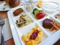 ■朝食 ・種類豊富なバイキングスタイル  自信をもってお勧めする「こだわりの一品