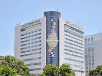 ☆クラウンパレス浜松は浜松駅からのアクセス良好!地下道で直結していますので雨の日でも安心です☆