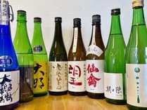 *栃木自慢の地酒♪季節限定品等もある為、仕入れ状況により在庫は異なります。