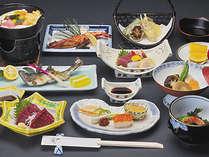 【料理UP】ちょっと贅沢♪山川の恵みたっぷり新鮮素材