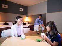 """家族で""""宿坊体験♪""""大阪旅行の思い出づくり、お手伝いいたします――。"""