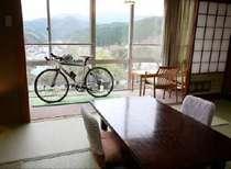 【期間限定サイクリスト応援プラン★素泊り】お部屋で自転車メンテナンスOK♪