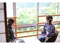 【ビジネス応援】美作三湯のひとつ奥津温泉 de 素泊りプラン♪【直前割】
