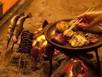 【特別炉端】北国・あおもりならではの山海の幸を味わう 花禅の庄 特別炉端会席プラン