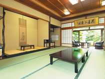 □離れ◇松風庵□伝統客室にうっとり。