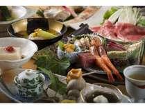 新鮮なお魚と秋の味覚をお召し上がり下さい