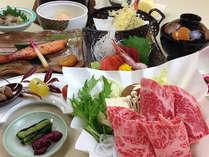 【1泊2食】 信州牛と翠の温泉を満喫! 《満天の星空が広がる富士見高原》 春の基本プラン