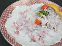 【フグフルコースプラン】秋冬の山口の味!温泉&絶品グルメを満喫