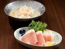 ●ご夕食はお部屋で ~遊湯食彩~【ゆもと膳】