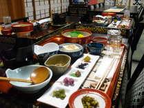 四季の会席料理(テーブル席)