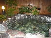 【露天付貸切風呂】「紫雲の湯」星空を眺めながら・・・