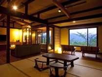 【露天風呂付特別室】飛騨の匠の技と銘木による贅沢な造り