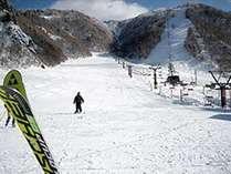 【スキー・スノボ♪初心者おすすめ!】当館からお車約2分!平湯温泉スキー場リフト割引券付♪プラン