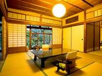和室の良さは「できるだけシンプルに...」が信条。でもどこかに遊び心...
