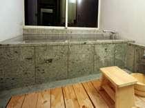 純和室-Aタイプ-伊豆石風呂