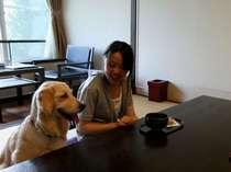 純和室-Bタイプ-愛犬と一緒にお部屋で♪