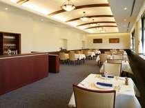【レストラン】洋食コース料理をお召し上がりいただく専用のコーナーです!