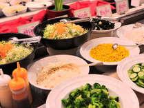 【朝食バイキング】サラダもいっぱい!バランスの取れた朝食を♪※写真はイメージです