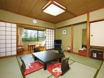 客室(和室の一例)喫煙室と禁煙室をご用意