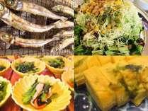 朝食バイキング(写真はイメージです)焼き魚やダシ巻き卵は定番ですね。