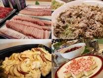 バイキングでは和食はもちろん、洋食も一緒にお楽しみいただけます(写真はイメージです)