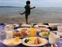 夏休み×直前=早割同料金の朝食付きプランです