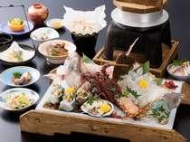 【当館人気No1】淡路の海鮮食べつくす!海の幸三昧