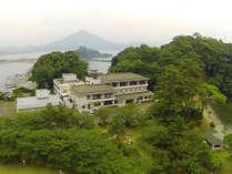 海幸と絶景風呂 城山荘 (福井県)