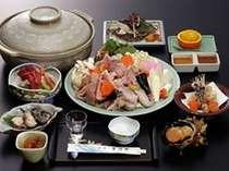 ■あんこう食べ尽しプラン お刺身、焼き魚付き♪