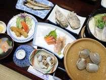 ◆厚岸魚介コース~厚岸の味覚を味わってください。