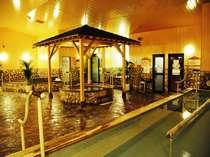 ☆和のゆ☆ 木のぬくもりを感じさせる和のゆ。ゆったりとした空間の演出が楽しめるお風呂です。