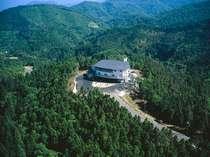 森林公園スイス村 山の家