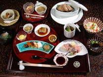 月替りの季節の会席料理