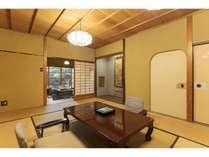《1泊夕食なし朝食付昭和亭客室》レイトチェックイン 掘りごたつ付きの昭和を思わせる懐かしいお部屋