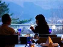 【じゃらん初夏SALE】伝統のフランス料理を眺望ダイニングで楽しむ(2食付)