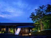 オーベルジュと湯宿の魅力を持つ新しいリゾートの形です。