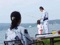 釣って楽しい!食べて美味しい!釣竿レンタル付きプラン